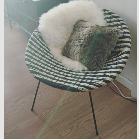 Retro 60's Chair