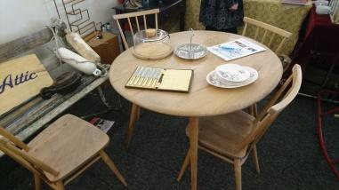 Ercol Table