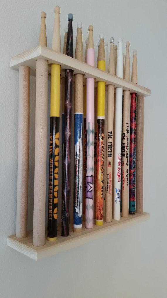 Drumstick Holder Shelf