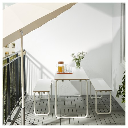 Ikea 'PS 2014' Table and Benches
